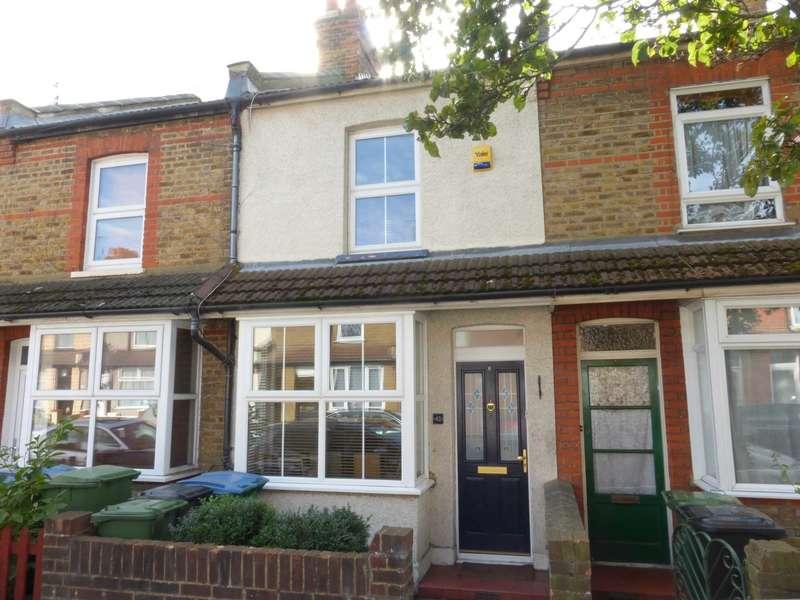 2 Bedrooms Terraced House for sale in Salisbury Road, Watford
