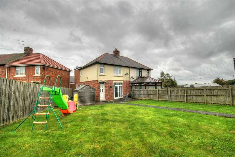 3 Bedrooms Semi Detached House for sale in The Crescent, Chester Moor, Chester Le Street, DH2