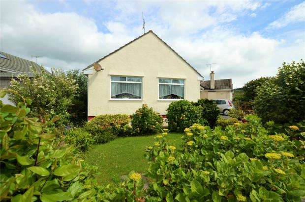 2 Bedrooms Detached Bungalow for sale in Long Park, Ashburton, Newton Abbot, Devon