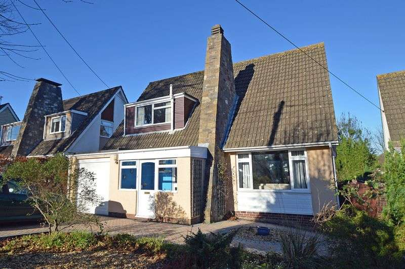 3 Bedrooms Detached House for sale in Woodside Road, Clevedon