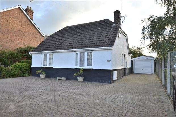 2 Bedrooms Detached House for sale in Sisson Road, GLOUCESTER, GL2 0RA