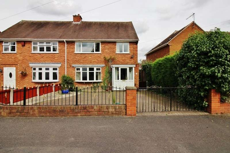 3 Bedrooms Semi Detached House for sale in Brindley Avenue, Ashmore Park, Wednesfield, Wolverhampton
