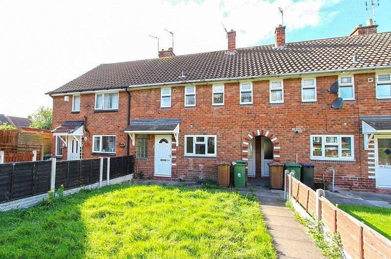 3 Bedrooms Terraced House for sale in Glastonbury Crescent, Walsall