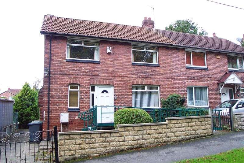 3 Bedrooms Semi Detached House for sale in Woodside View, Leeds