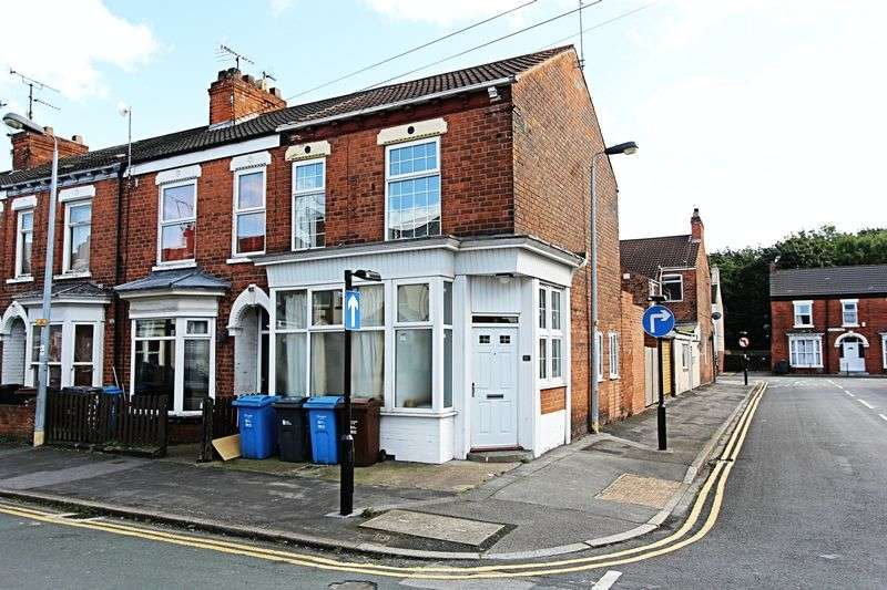 4 Bedrooms Terraced House for sale in Thoresby Street, Hull