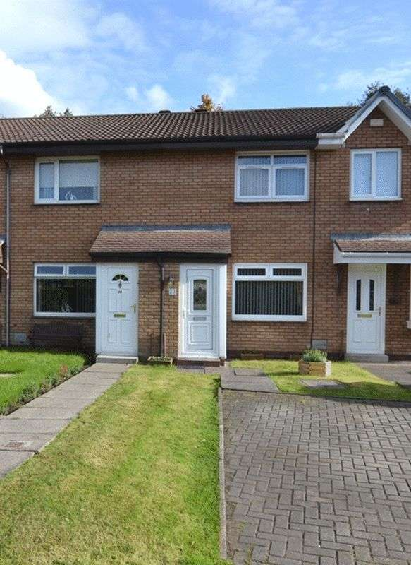 2 Bedrooms Terraced House for sale in Newhouse Way, Girdle Toll, Irvine