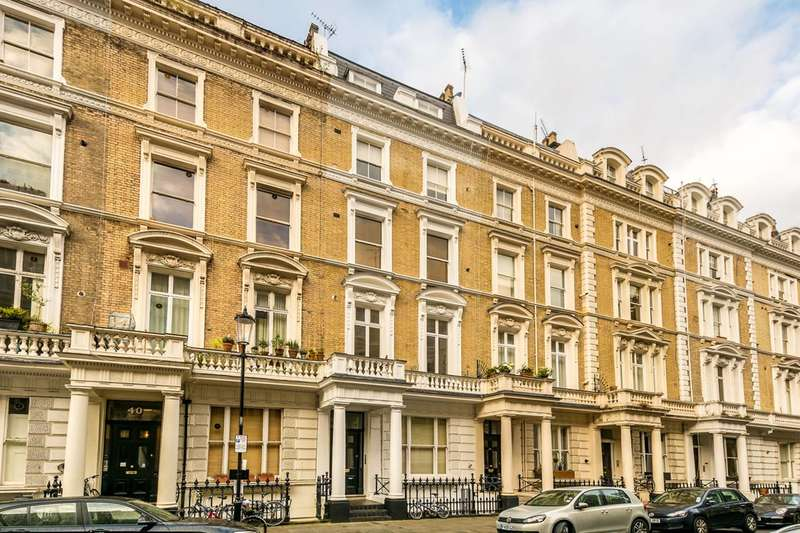 1 Bedroom Flat for sale in Clanricarde Gardens, Notting Hill Gate, W2