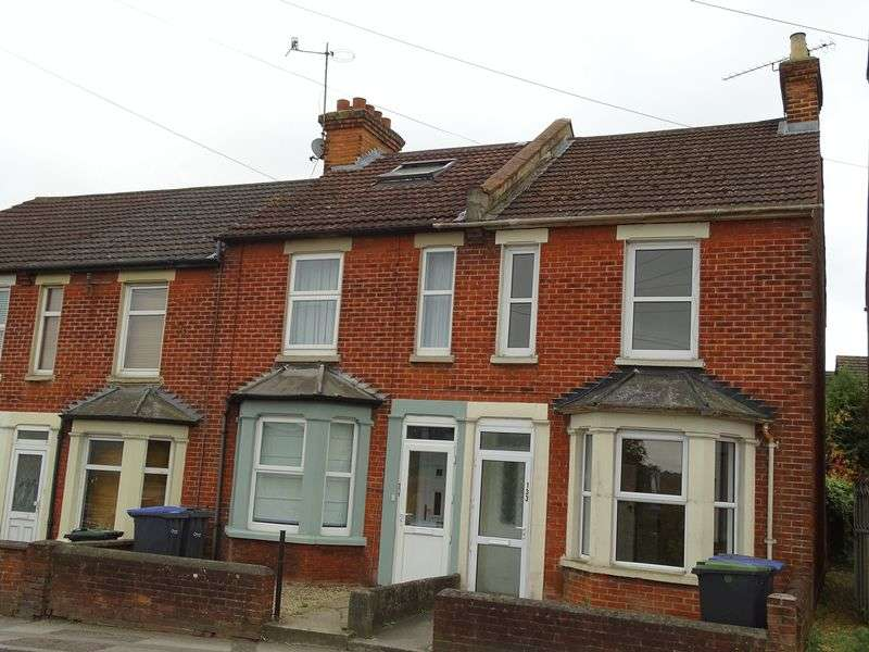 2 Bedrooms Terraced House for sale in Devizes Road, Salisbury
