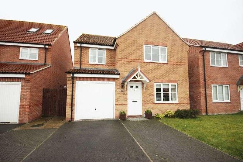 4 Bedrooms Detached House for sale in ** NEW TO THE MARKET ** Derek Vivian Close, Pocklington