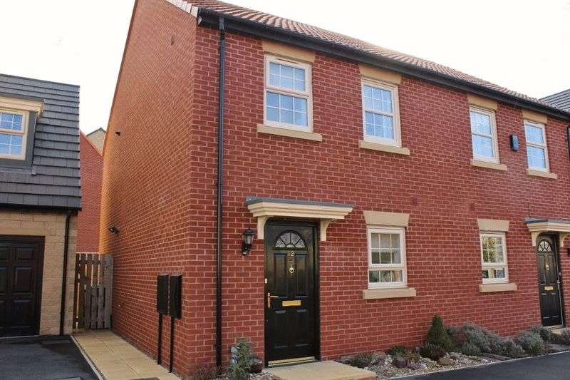 3 Bedrooms Detached House for sale in Woodlock Road, Pontefract