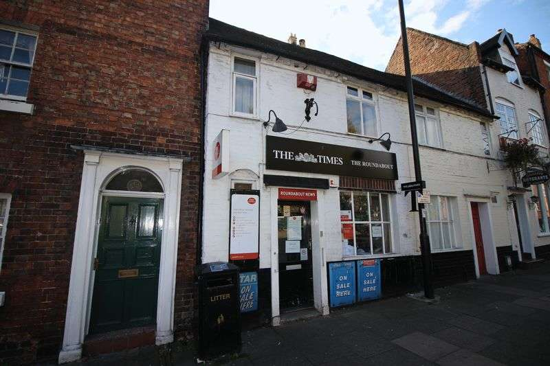 Property for sale in New Street, Shrewsbury