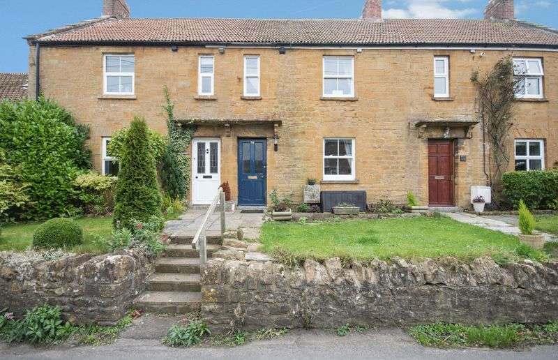 3 Bedrooms Cottage House for sale in Castle Street, Stoke sub Hamdon