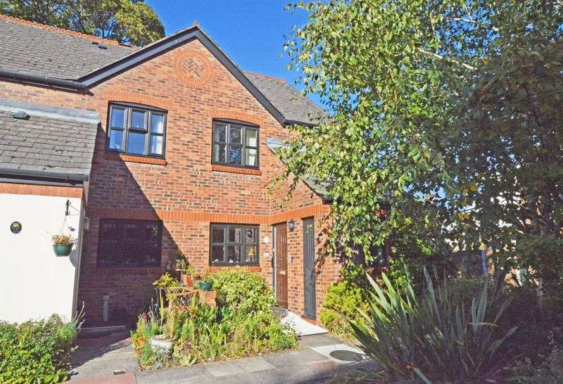2 Bedrooms Flat for sale in The Cooperage, Lenten Street, Alton, Hampshire