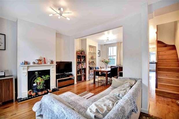 3 Bedrooms House for sale in Longley Street, Bermondsey