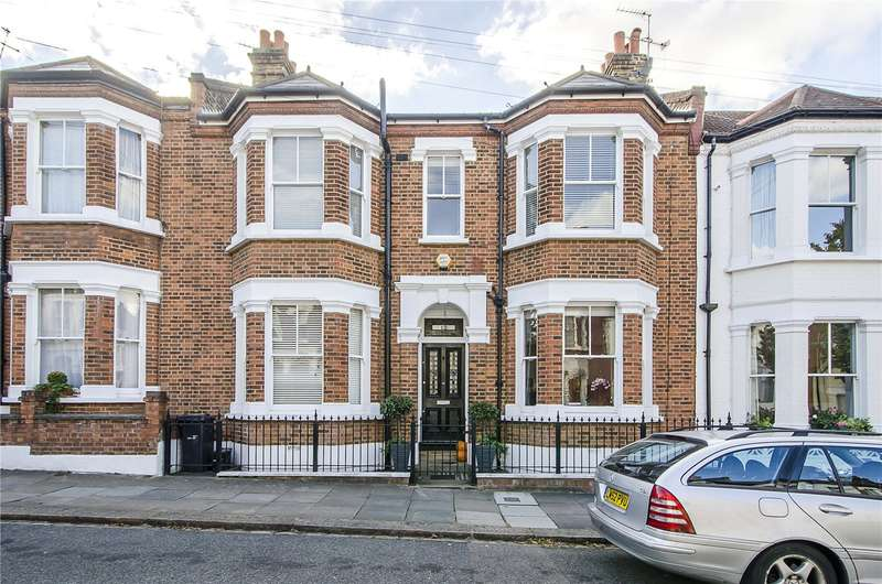 4 Bedrooms Terraced House for sale in Netherford Road, Clapham, London, SW4