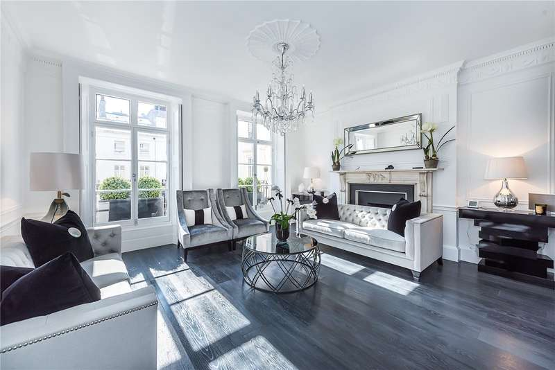 5 Bedrooms Flat for sale in Victoria Square, London, SW1W