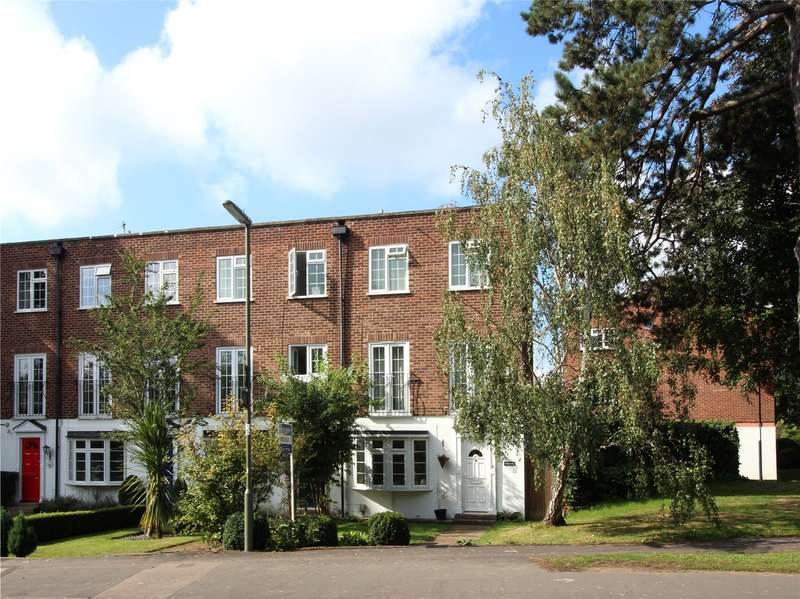 3 Bedrooms End Of Terrace House for sale in White Rose Lane, Woking, Surrey, GU22