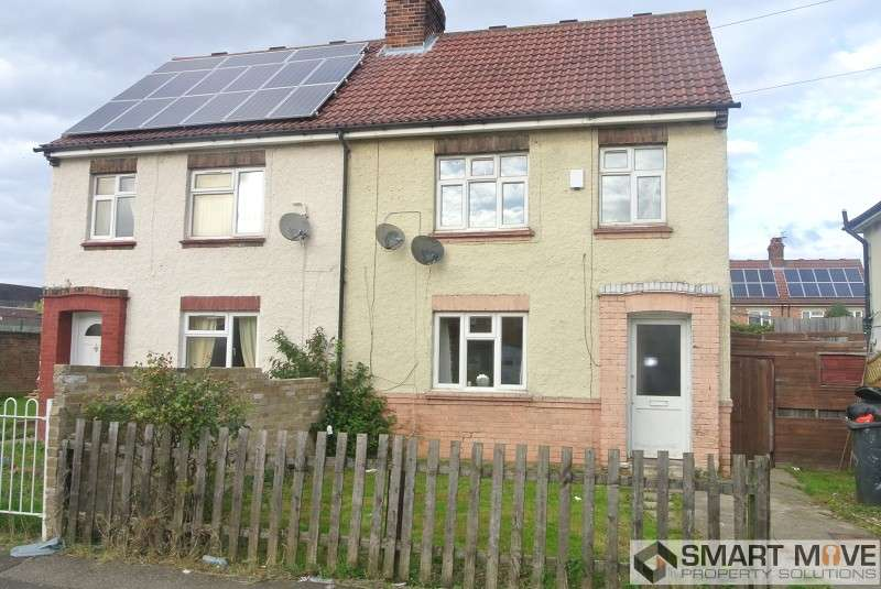 3 Bedrooms Semi Detached House for sale in Durham Road, Peterborough, Cambridgeshire. PE1 5JU