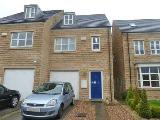 3 Bedrooms Semi Detached House for sale in Chantry Orchards, Dodworth, Barnsley, South Yorkshire