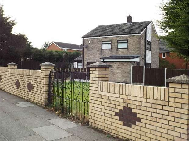 4 Bedrooms Detached House for sale in Roughwood Drive, Liverpool, Merseyside