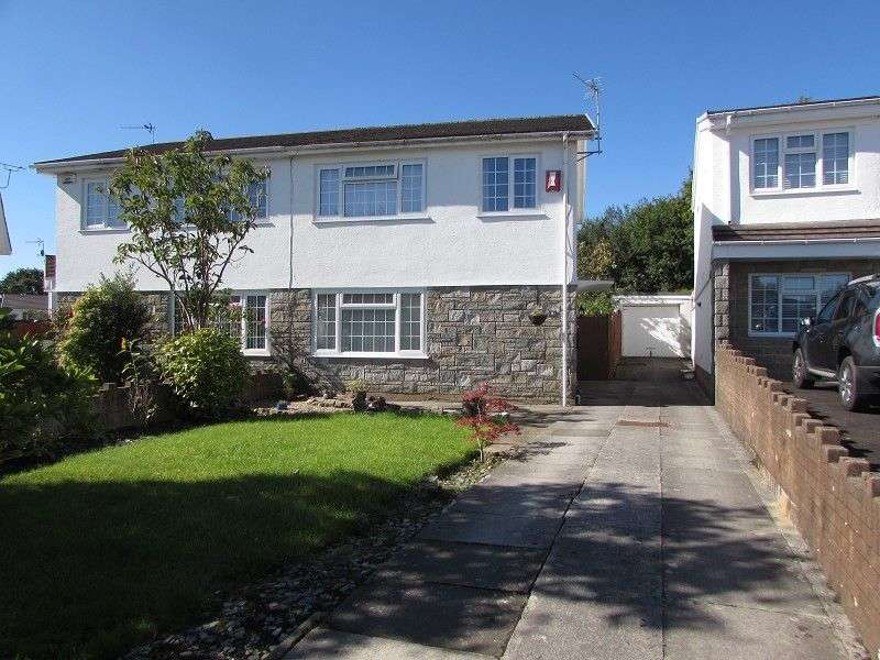 3 Bedrooms Semi Detached House for sale in Pen Y Fro , Pencoed, Bridgend, Bridgend. CF35 6JG