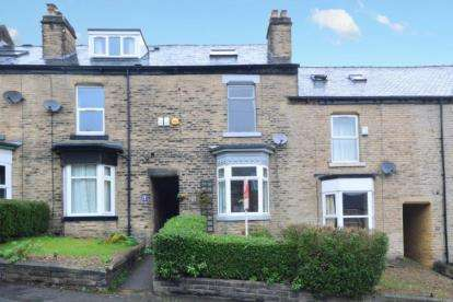 3 Bedrooms Terraced House for sale in Bradley Street, Sheffield, South Yorkshire