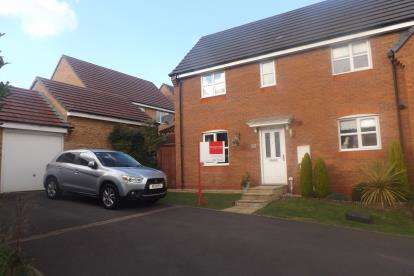 3 Bedrooms Semi Detached House for sale in Great Row View, Wolstanton, Newcastle, Staffordshire