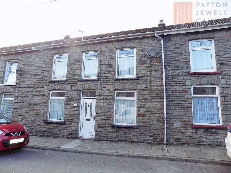 3 Bedrooms Terraced House for sale in Meadow Street, Ogmore Vale, Bridgend. CF32 7DG