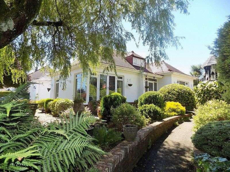 5 Bedrooms Detached Bungalow for sale in Bryntirion Hill, Bridgend, Bridgend. CF31 4BY