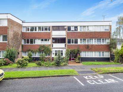 2 Bedrooms Flat for sale in Borrowdale Court, Chilwell, Beeston, Nottingham