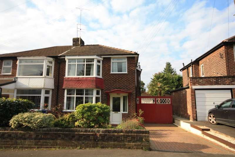 3 Bedrooms Semi Detached House for sale in Beckley Avenue, Prestwich,