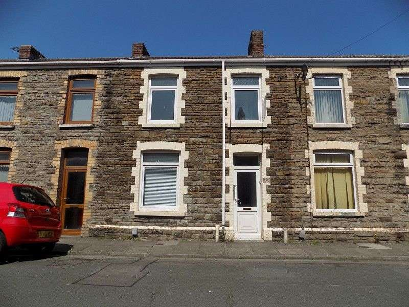 3 Bedrooms Terraced House for sale in Bevan Street, Aberavon, Port Talbot, Neath Port Talbot. SA12 6ND
