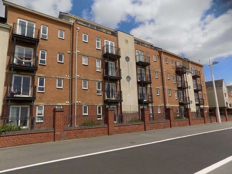 2 Bedrooms Ground Flat for sale in Jersey Quay, Port Talbot, Neath Port Talbot. SA12 6QN