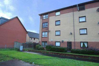 2 Bedrooms Flat for sale in Laighpark View, Paisley