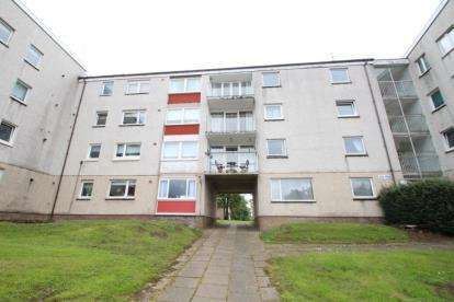2 Bedrooms Flat for sale in Glen Tennet, St Leonards, East Kilbride, South Lanarkshire