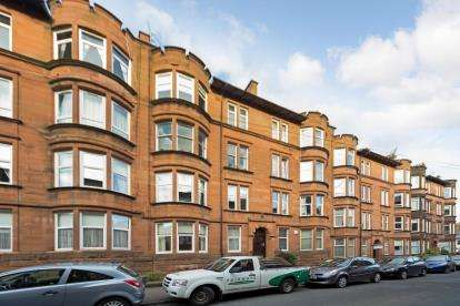 2 Bedrooms Flat for sale in Mount Stuart Street, Glasgow, Lanarkshire