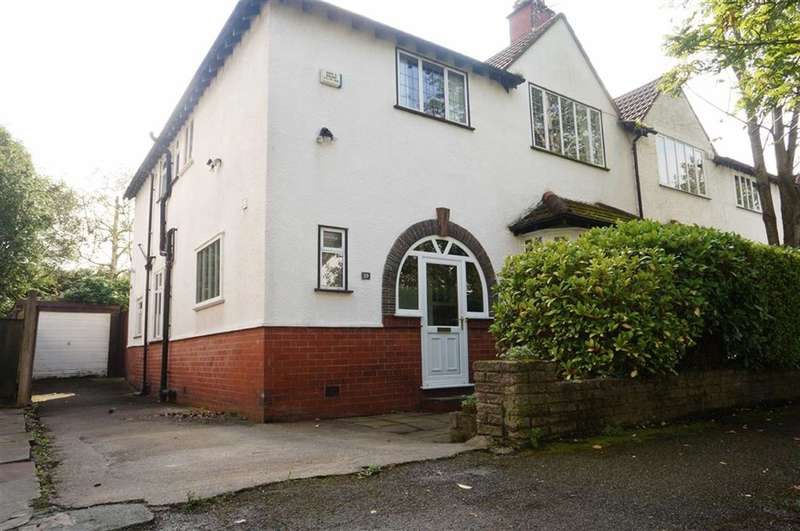 4 Bedrooms Property for sale in South Drive, Chorltonville, Manchester, M21
