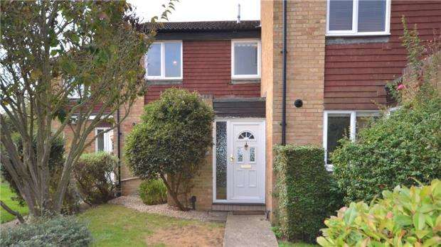 2 Bedrooms Terraced House for sale in Purssell Close, Maidenhead, Berkshire
