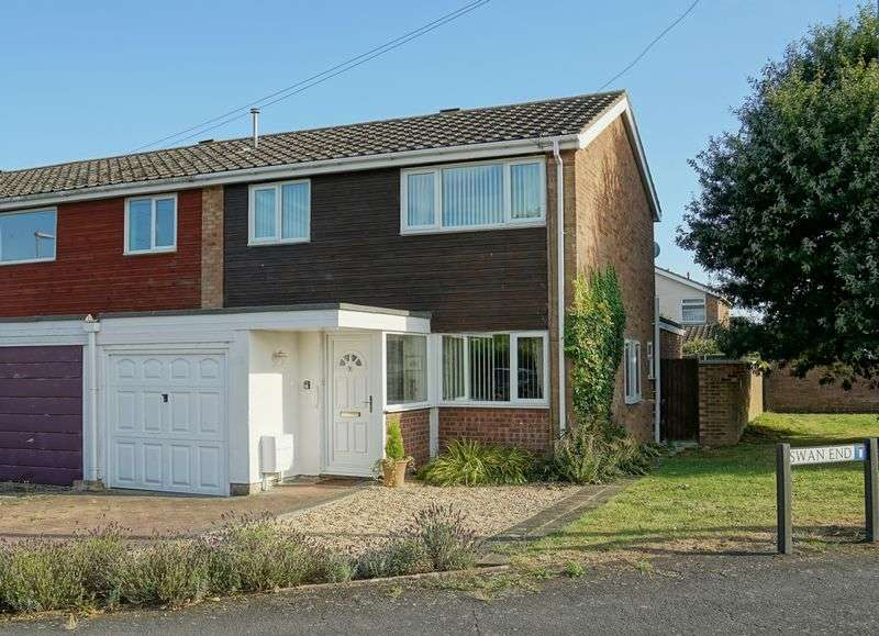 3 Bedrooms Terraced House for sale in Buckden, St. Neots