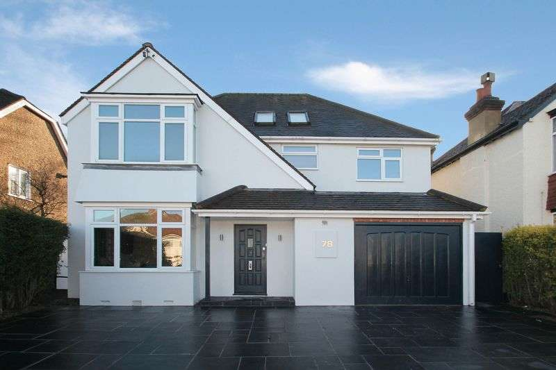 4 Bedrooms Detached House for sale in Windermere Road, Coulsdon