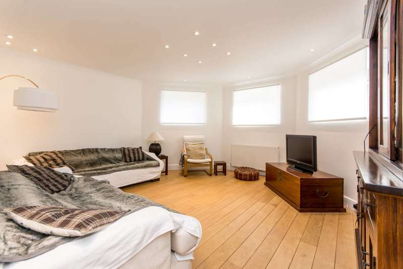3 Bedrooms Flat for sale in Christchurch Avenue, Kilburn, NW6