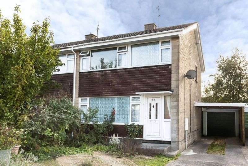 3 Bedrooms Semi Detached House for sale in Wyville Road, Frome
