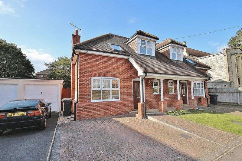 2 Bedrooms Semi Detached House for sale in Oxford Avenue, Southbourne, Bournemouth