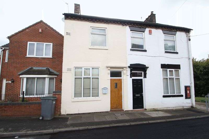 2 Bedrooms Semi Detached House for sale in Fenpark Road, Fenpark, Stoke-On-Trent