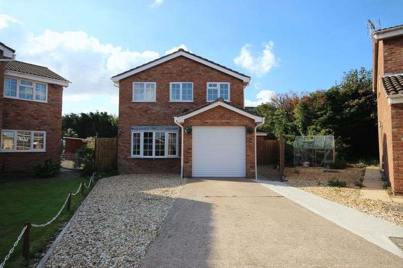 4 Bedrooms Detached House for sale in Blackmoor, Clevedon