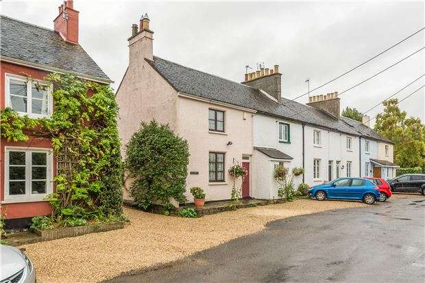 2 Bedrooms Cottage House for sale in St. Johns Row, Long Wittenham, ABINGDON, Oxfordshire, OX14 4QG