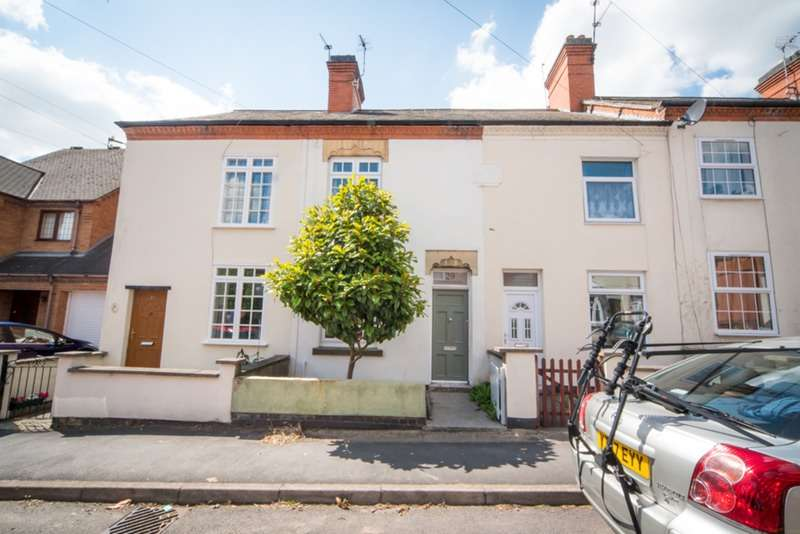 2 Bedrooms Terraced House for sale in Castle Road, Leicester, Leicestershire, LE9