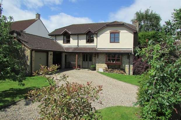 4 Bedrooms Detached House for sale in Holywell Road, Edington