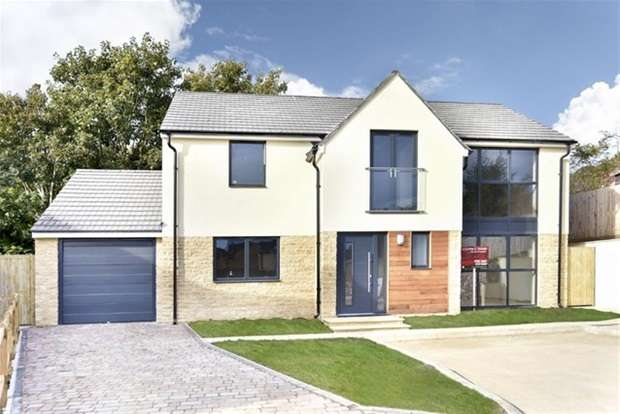 4 Bedrooms Detached House for sale in The Cedars, Rodden Road, Frome