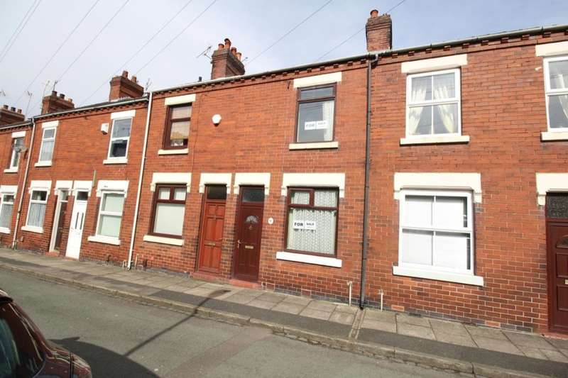 2 Bedrooms Property for sale in Kinver Street, Smallthorne, Stoke-On-Trent, ST6